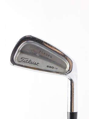 Titleist 690 CB Forged Single Iron 5 Iron True Temper NDI Shaft Steel Regular Right Handed 38 in