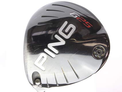 Ping G25 Driver 9.5* Ping TFC 189D Graphite Stiff Left Handed 46.25 in