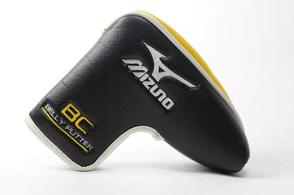 Mizuno Bettinardi Black Carbon Series Belly Putter Headcover Head Cover Golf