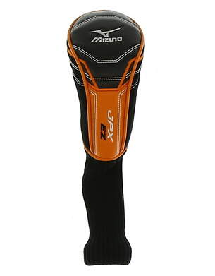Mizuno JPX EZ 5 25° Hybrid Headcover HC Head Cover Orange and Black