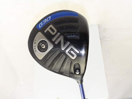 Ping G30 LS Tec Driver 10.5* Ping TFC 419D Graphite X-Stiff Right Handed 45.75 in