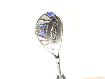 TaylorMade Burner Rescue Hybrid 4 Hybrid 22* TM Reax Superfast 50 Graphite Ladies Right Handed 39 in