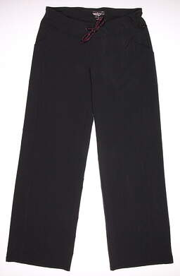 New Womens Straight Down Golf Pants Size Medium M Gray MSRP $80 W50108