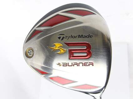 TaylorMade 2009 Burner Driver 10.5* Aldila NV 55 Graphite Senior Right Handed 45 in