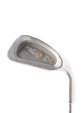 Ping Eye 2 Single Iron 4 Iron Ping ZZ Lite Steel Stiff Right Handed Orange Dot 38.5 in