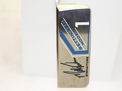 Bettinardi Kuchar Series Model 1 Putter Steel Right Handed 34.5 in