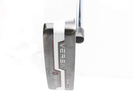 Odyssey Versa #2 Black White Black Putter Steel Right Handed 34 in