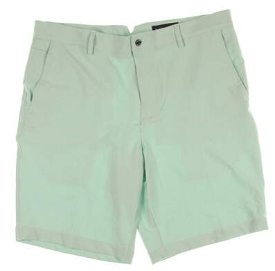 New Mens Dunning Golf Shorts Size 36 Green MSRP $79 DN800139