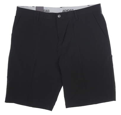 New Mens Adidas Golf Ultimate Shorts Size 38 Black MSRP $65 AE4196