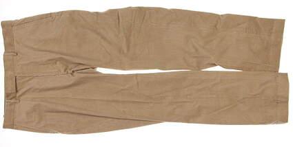 New Mens Ralph Lauren Polo Golf Corduroy Pants 32x32 Khaki MSRP $98 4857360