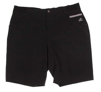 New Mens Adidas Golf Puremotion Stretch Comfort Shorts Size 40 Black MSRP $80 B88178