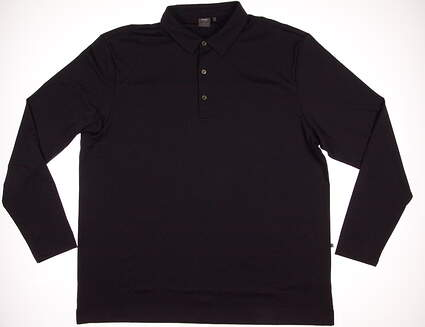 New Mens Ping Golf Lester Long Sleeve Polo XX-Large XXL Purple MSRP $79 P03162