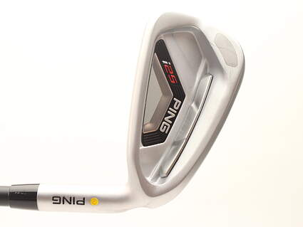 Ping I25 Single Iron 7 Iron Ping TFC 189i Graphite Regular Right Handed Yellow Dot 37 in