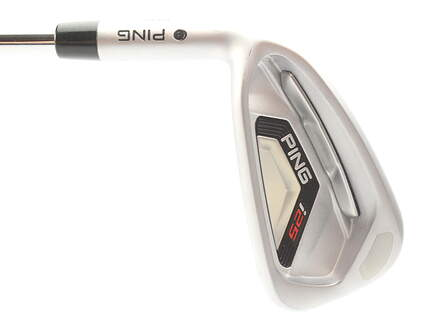 Ping I25 Single Iron 6 Iron Ping CFS Steel Stiff Left Handed Black Dot 37.25 in