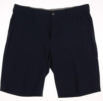 New Mens Adidas Golf Ultimate Shorts Size 38 Blue MSRP $65 AE4197