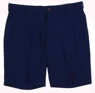 New Mens Adidas Golf Ultimate Shorts Size 40 Blue MSRP $65 AE4199