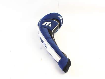 Mizuno T-Zoid Fairway 3 Wood Headcover Blue and White with Zipper Golf HC