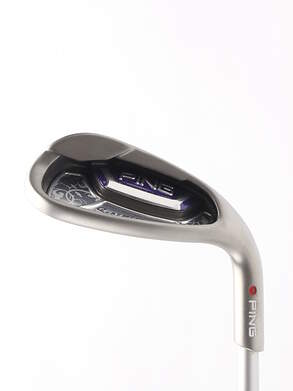 Ping Serene Wedge Lob LW Ping ULT 210 Ladies Ultra Lite Graphite Ladies Right Handed Red dot 34.75 in