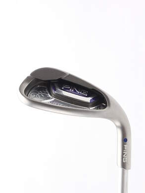 Ping Serene Wedge Lob LW Ping ULT 210 Ladies Ultra Lite Graphite Ladies Right Handed Blue Dot 35 in