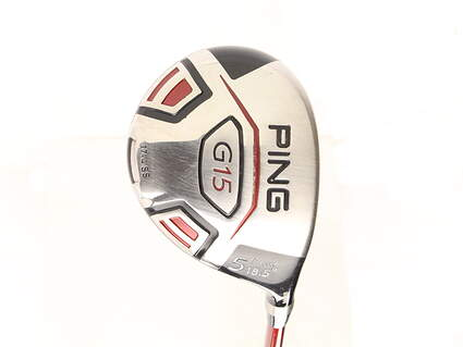 Ping G15 Draw Fairway Wood 5 Wood 5W 18.5* Ping TFC 149F Graphite Regular Right Handed 42 in