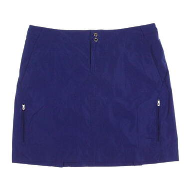 New Womens Ralph Lauren Golf Skort Size 10 Blue MSRP $98 3861696