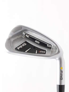 Ping I20 Single Iron 6 Iron True Temper Dynamic Gold X100 Steel X-Stiff Right Handed Yellow Dot 37.25 in