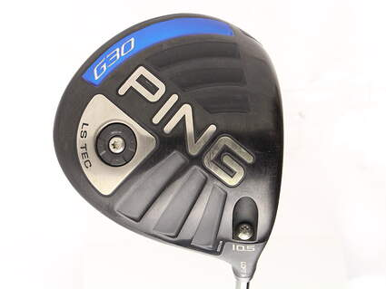 Ping G30 LS Tec Driver 10.5* Ping Tour 65 Graphite Stiff Right Handed 45 in