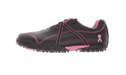 New Womens Golf Shoe Footjoy M Project Medium 9.5 Black MSRP $180