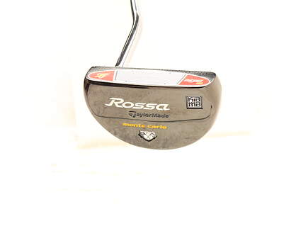 TaylorMade Rossa TP By Kiama Monte Carlo Putter Steel Left Handed 35 in