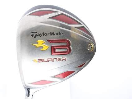 TaylorMade 2009 Burner Driver 10.5* TM Reax Superfast 49 Graphite Regular Left Handed 44.25 in