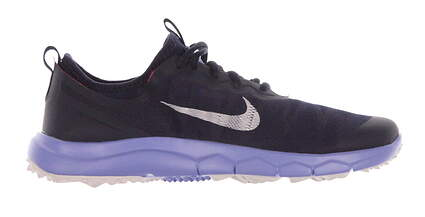 New Womens Golf Shoe Nike FI Bermuda 8 Blue MSRP $110