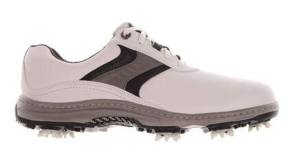 New Mens Golf Shoe Footjoy Contour Medium 11.5 White MSRP $140