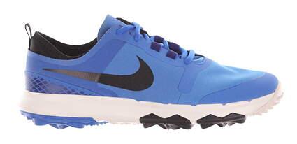 New Mens Golf Shoe Nike Fi Impact 9 Blue MSRP $200