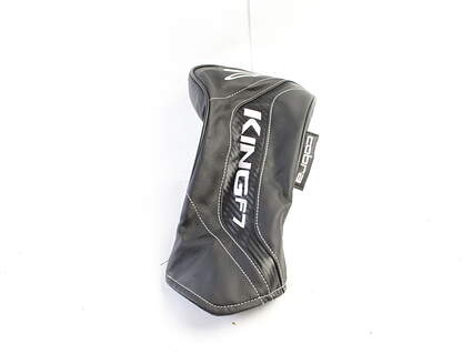 Cobra King F7 Driver Headcover Black/Silver/White