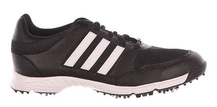 New Mens Golf Shoe Adidas Tech Response 4.0 Medium 11 Black MSRP $100