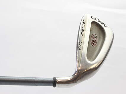Callaway S2H2 Single Iron 8 Iron Stock Graphite Shaft Graphite Stiff Right Handed 36.25 in