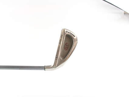 Callaway S2H2 Single Iron 4 Iron Stock Graphite Shaft Graphite Stiff Right Handed 38.25 in