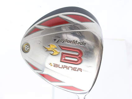 TaylorMade 2009 Burner Driver 10.5* TM Reax Superfast 49 Graphite Senior Right Handed 45.5 in