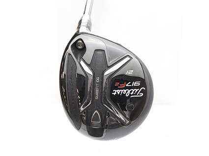 Titleist 917 F2 Fairway Wood 7 Wood 7W 21° Diamana M+ 60 Limited Edition Graphite Senior Right Handed 42.0in