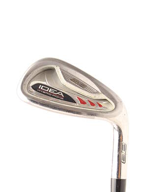 Adams Idea A3 Single Iron 9 Iron Adams Grafalloy ProLaunch Red Graphite Regular Right Handed 36 in