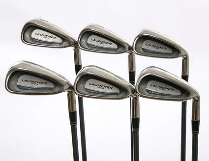 Cleveland Launcher Womens Series Iron Set 5-PW Cleveland W Series Graphite Ladies Right Handed 37 in
