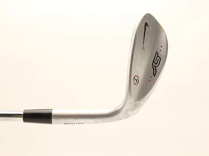 Nike SV Tour Chrome Wedge Lob LW 60* 6 Deg Bounce Tour Grind True Temper Dynamic Gold Steel Stiff Right Handed 35 in