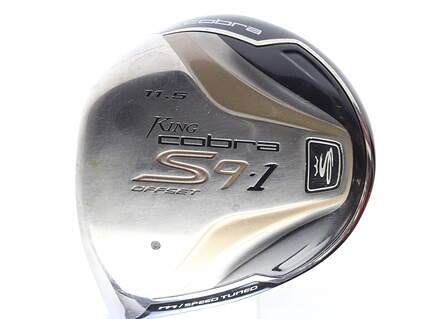Cobra S9-1 M OS Driver 11.5* Graphite Design Tour AD 45 Graphite Senior Left Handed 45.5 in