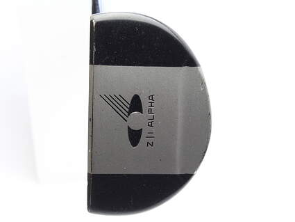 Never Compromise Z/I Alpha Putter Steel Right Handed 34.5 in