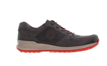 New Mens Golf Shoes Ecco Speed Hybrid 9.5 Dark Shadow MSRP $180