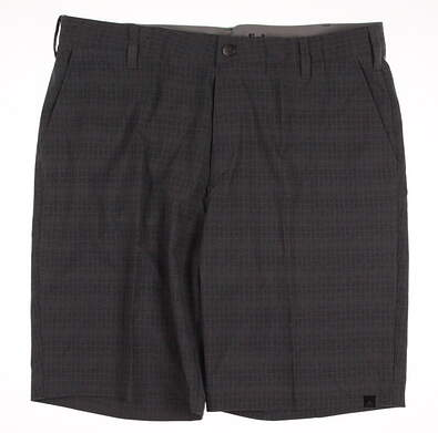 New Mens Adidas Men's Golf Shorts Size 36 Gray MSRP $60