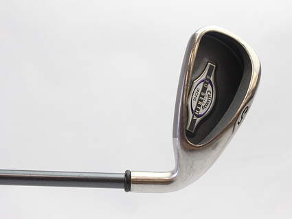 Callaway 2002 Big Bertha Single Iron 5 Iron Callaway RCH 65i Graphite Ladies Right Handed 36.75 in