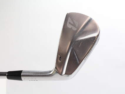 Tour Issue Made for and Played by Davis Love III Bridgestone J40 Single Iron 6 Iron Nippon NS Pro Modus 3 Tour 120 Steel Tour X-Stiff Right Handed 37.75 in