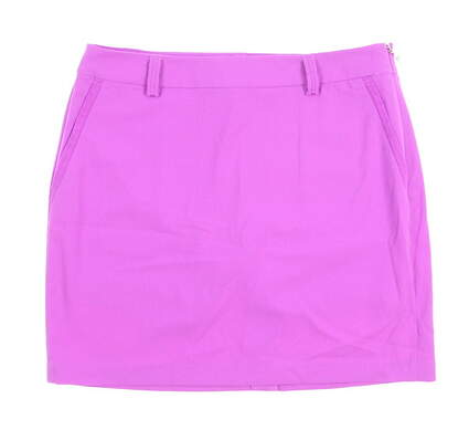New Womens Ralph Lauren Polo Golf Skort Size 8 Purple MSRP $98