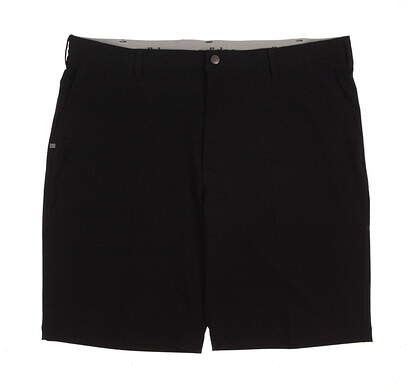 New Mens Adidas Ultimate Golf Shorts Size 40 Black MSRP $65